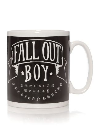 Fall Out Boy: American Beauty/American Psycho - MUG (11oz) (Brand New In Box)
